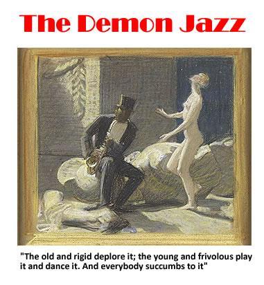 Demonjazz on Foxtrot Dance Pattern