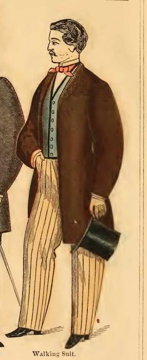 Victorian Fashion  1840s to 1890s  vintagedancercom